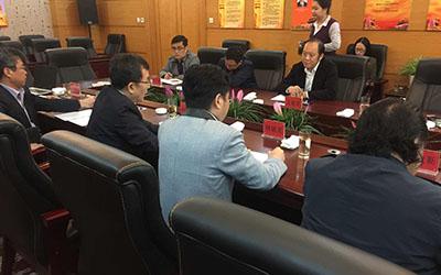 集团董事长林毓双赴天津滨海考察项目