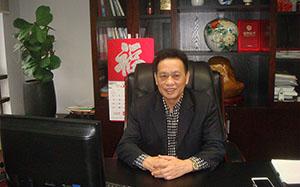 对刘以兴副总裁的采访